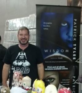 Tucson Comic Con Patrick Tylee